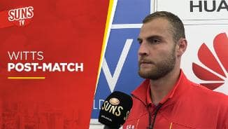 RD20: Witts Post-Match
