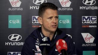 Bolton discusses injuries, Freo