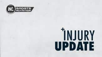 Injury Update | Round 21