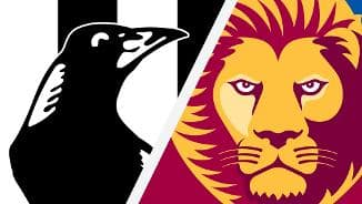 Highlights: Collingwood v Brisbane