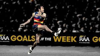 RAA Goals of the Week: R21 v GWS