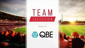 Team Selection- Rd 22, 2018