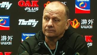 Ken Hinkley press conference - 17 August 2018 PTV
