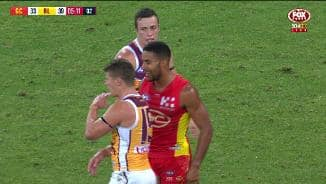 Is Zorko not a fan of Touk's breath?