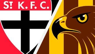 Highlights: St Kilda v Hawthorn