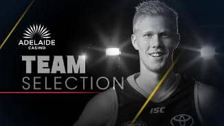 Team Selection: Round 23