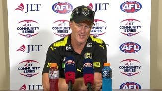Hardwick: 'Our leaders set the tone'