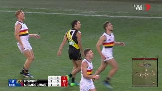 There's still a Rioli to light up the 'G