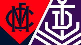 Highlights: Melbourne v Fremantle