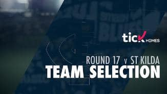 Team Selection | Round 17