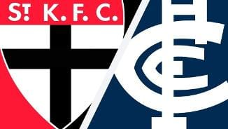 Highlights | St Kilda v Carlton