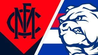 Highlights: Melbourne v Western Bulldogs
