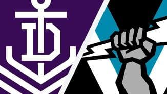 Highlights: Fremantle v Port Adelaide - PTV