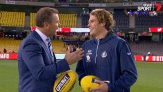 Interview | Charlie Curnow