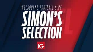 Rd 18: Simon's Selection
