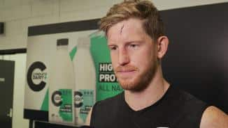 Post-match | Matthew Lobbe