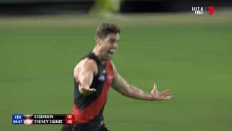 Swans brain fade sets off Myers bomb