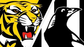 Highlights: Richmond v Collingwood
