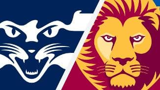 Highlights: Geelong v Brisbane