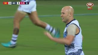 Ablett makes his old side pay