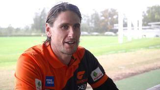 Ryan Griffen on his 250th