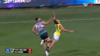 Did Rance exaggerate this contact?