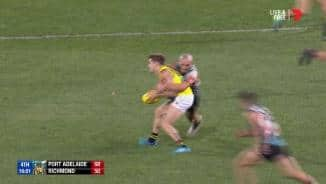 Plenty of Pepper in this tackle - PTV