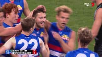 Bont shows brilliance in front of goal (Rd13)