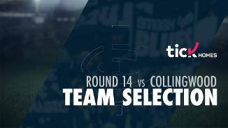 Team Selection | Round 14