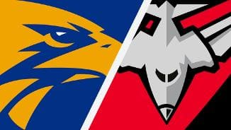 Highlights: West Coast v Essendon