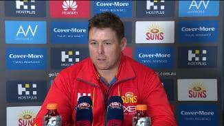 Full post-match: Suns