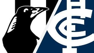 Highlights: Collingwood v Carlton