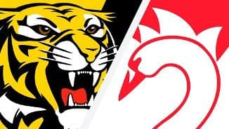 Match Highlights: Swans v Tigers