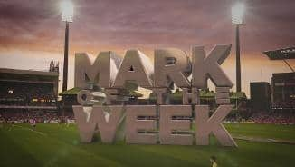 Mark of the Week - Rd15, 2018
