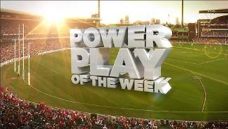 Powerplay of the Week- Rd15, 2018