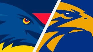 Highlights: Adelaide v West Coast