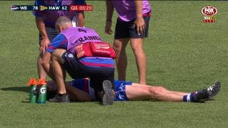 JLT: KO'd Picken stretchered off