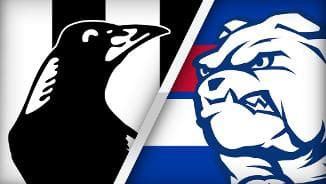 JLT Highlights: Collingwood v Bulldogs
