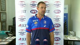 JLT: Bulldogs post-match presser