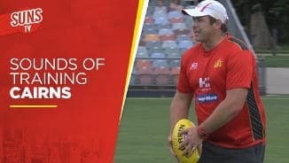 SUNS TV: Sounds of Training, Cairns Edition