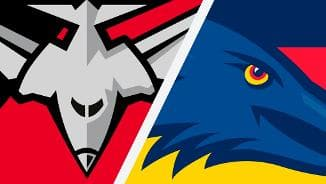 Highlights: Essendon v Adelaide