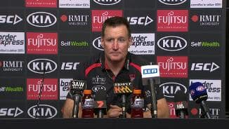 Full post-match: Bombers