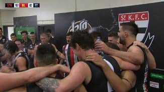 Team song: St Kilda