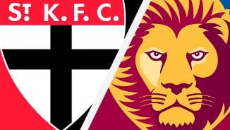 Highlights: St Kilda v Brisbane