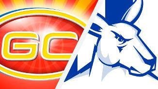 Highlights: Gold Coast v North Melbourne