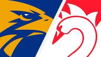 Highlights: West Coast v Sydney