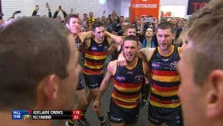 Team song: Adelaide