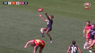 Garlett's absolute screamer falls short