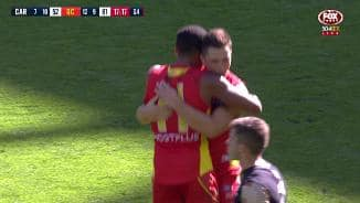 Ainsworth slots it home
