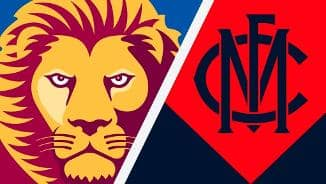 Highlights: Brisbane Lions v Melbourne